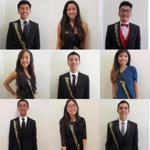 Get to know the Homecoming Finalists