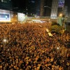 Protesters in Hong Kong struggle for democracy