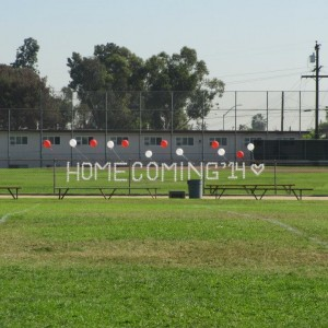 ASB celebrates a successful Homecoming Pep Rally