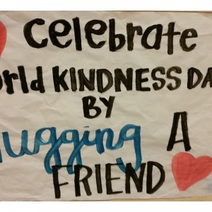 ASB promotes World Kindness Day