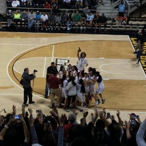 Girls' basketball move on to State Finals; defeat Redondo Union High School, 48-44