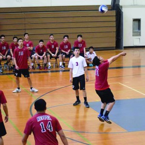 Volleyball wins 3 straight heading into game against San Gabriel