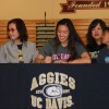 Senior Sophia Song accepts basketball scholarship to UC Davis