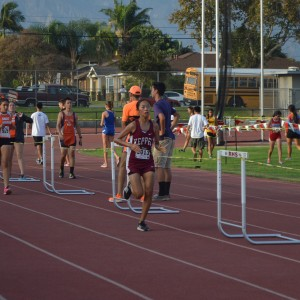 Cross country competes in Rosemead Invitational