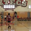 Girls volleyball prepares for Almont League