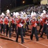 Band and color guard perform at 33rd annual Tri-City Field Show