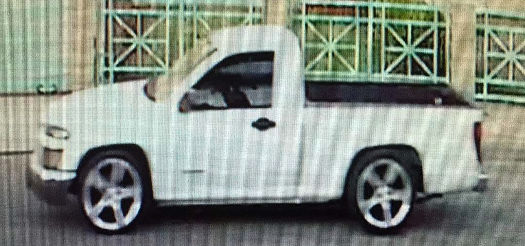 The alleged kidnapper's vehicle captured on a surveillance camera. COURTESY OF MONTEREY PARK POLICE DEPARTMENT