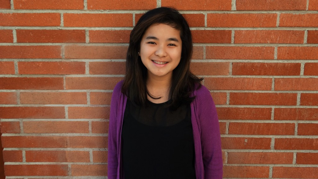 Senior Kimberly Wu will be playing the role of Tracy Turnblad. THE AZTEC/DARWIN TSE