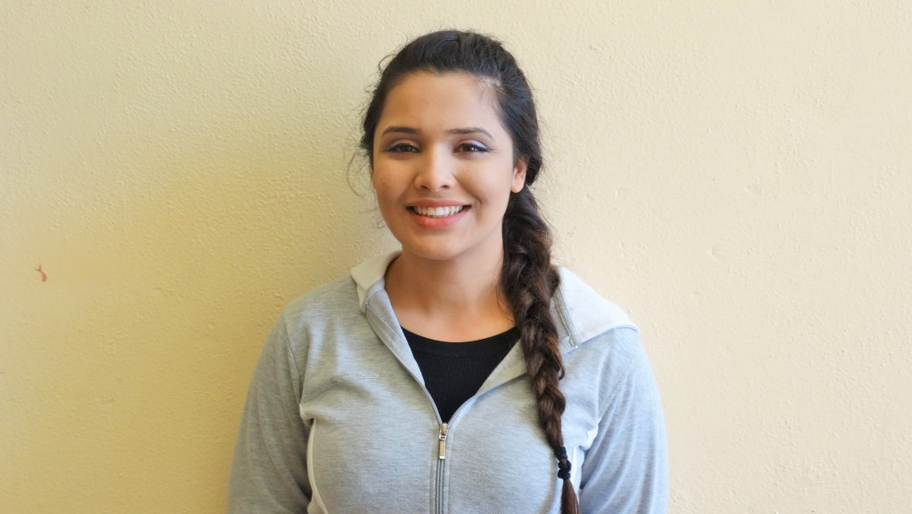 Senior Mariah Puente will be playing the role of Amber. THE AZTEC/DARWIN TSE