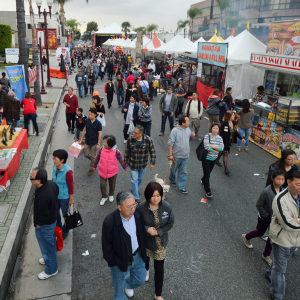Monterey Park holds annual Lunar New Year Festival