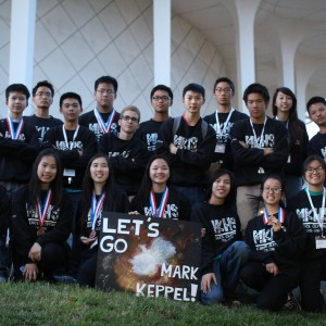 Six students place in Southern California State Science Olympiad compeition held at Caltech