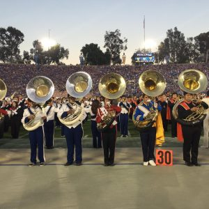 An inside look at UCLA Band Day 2016