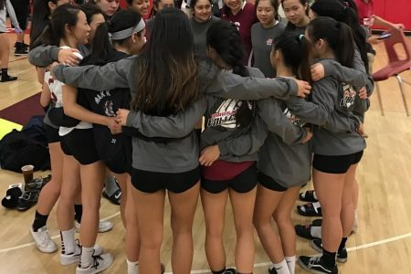 Girls' Volleyball loses CIF game against Loma Linda