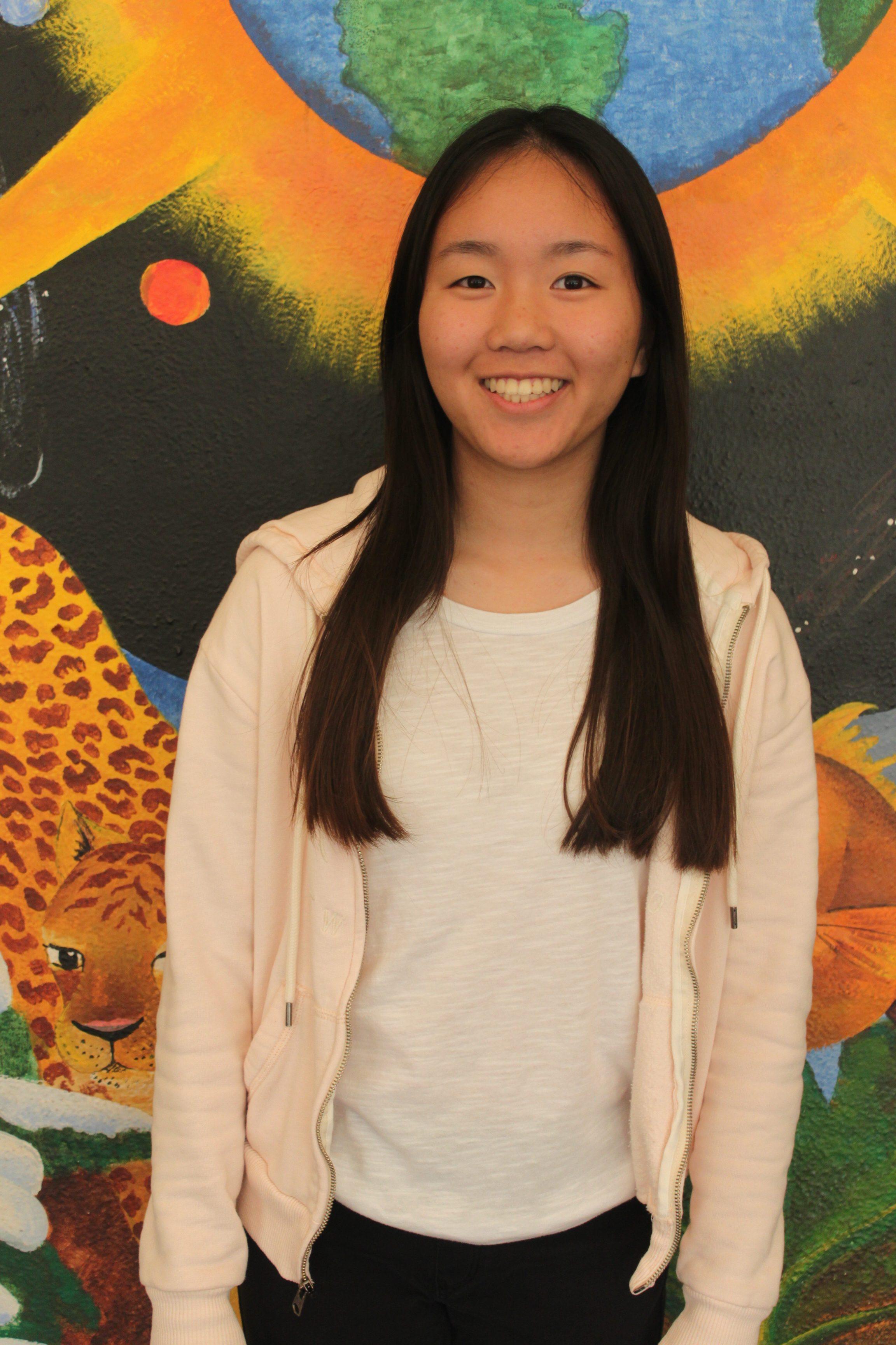 Sophie Wong