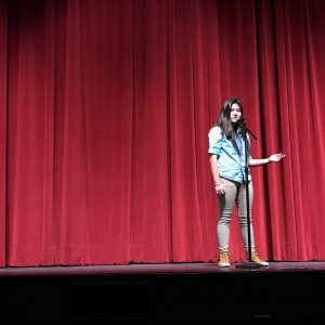 Keppel poets get lit in schoolwide Poetry Slam