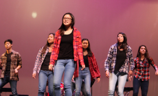 Calculus students and teachers host annual Calculus Airband
