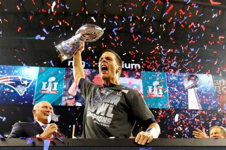 Brady worthy of fifth Super Bowl LI?