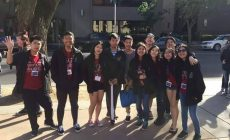 Academic Decathlon team makes historic victory in State competition