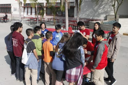 United Sciences hosts annual Science Field Day