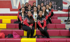 Keppel Drill Team secures first place at the CADTD competition