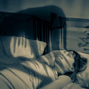 Sleep paralysis: the horrors of sleeping