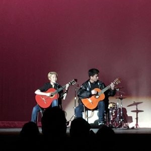 Student guitarists perform at annual Guitar Heroes concert
