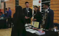 Annual career fair links students with their interested professions