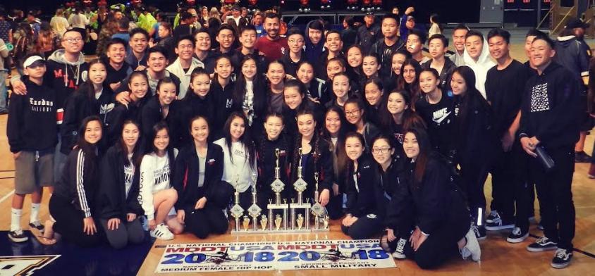 Dance Company breaks down success at U.S. Nationals