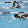 Swim team swept with four-level domination in League match against San Gabriel