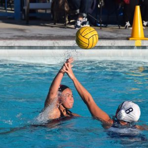 Girls Water Polo knocked out of CIF by Pacifica High School
