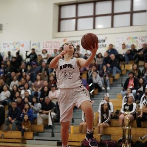 Girls Basketball dominates over Hamilton Yankees