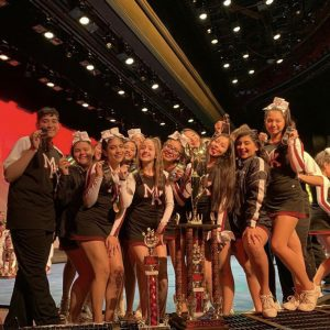 Cheer wins Grand Champion title at NRG State Championship