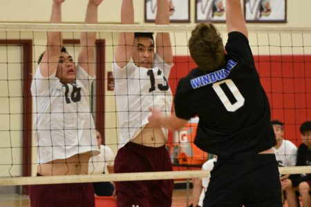 Thursday's loss against Wildcats does not overshadow Boys' Volleyball's outstanding season